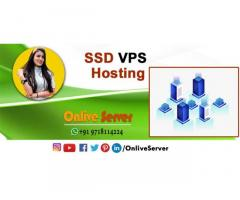 Get the  Opportunity of SSD VPS by Onlive Server