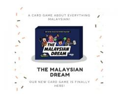 A card game about everything Malaysian!