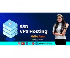Get Most Flexible SSD VPS Hosting With Onlive Server