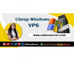 Buy the best and profitable Cheap Windows VPS by Onlive Server