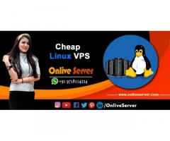 Grab Cheap Linux VPS Services by Onlive Server