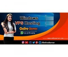 Hire Windows VPS Hosting Services By Onlive Server