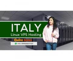Buy fully automatic and secure Italy Linux VPS Hosting