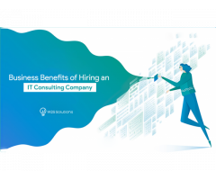 Benefits Of Hiring An IT Consulting Company