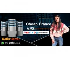 Get France Based cheap VPS Services By Onlive Server