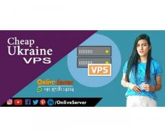 Buy a Brilliant Cheap Ukraine VPS With Onlive Server