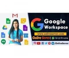 Buy Genuine Google Workspace From Onlive Server