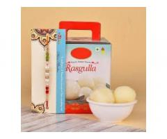 Online Rakhi With Sweet From MyFlowerTree