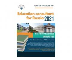 education counsellor 2020-21 Twinkle InstituteAB
