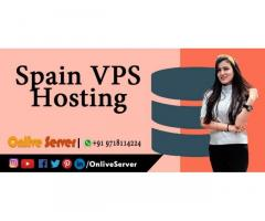 Buy Full Supportable Spain VPS Hosting with Onlive Server