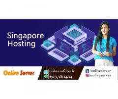 Enhance your Website by Singapore VPS with Onlive Server