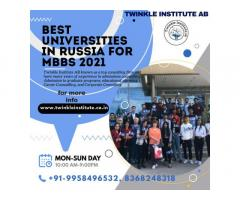 Best MBBS college in Russia 2021 Twinkle InstituteAB