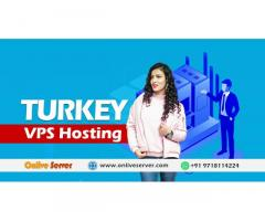 Buy Best Turkey VPS Hosting at Very Affordable Price - Onlive Server