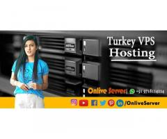Take Perfect Services Of Turkey VPS Hosting by Onlive Server