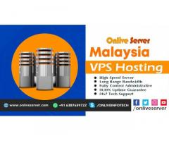 Get Ultimate Performance With Malaysia VPS Hosting - Onlive Server