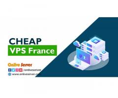 Purchase Cheap VPS France with Affordable Price  by Onlive Server