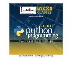 Python Classes Singapore - Python Programming Course for Beginners